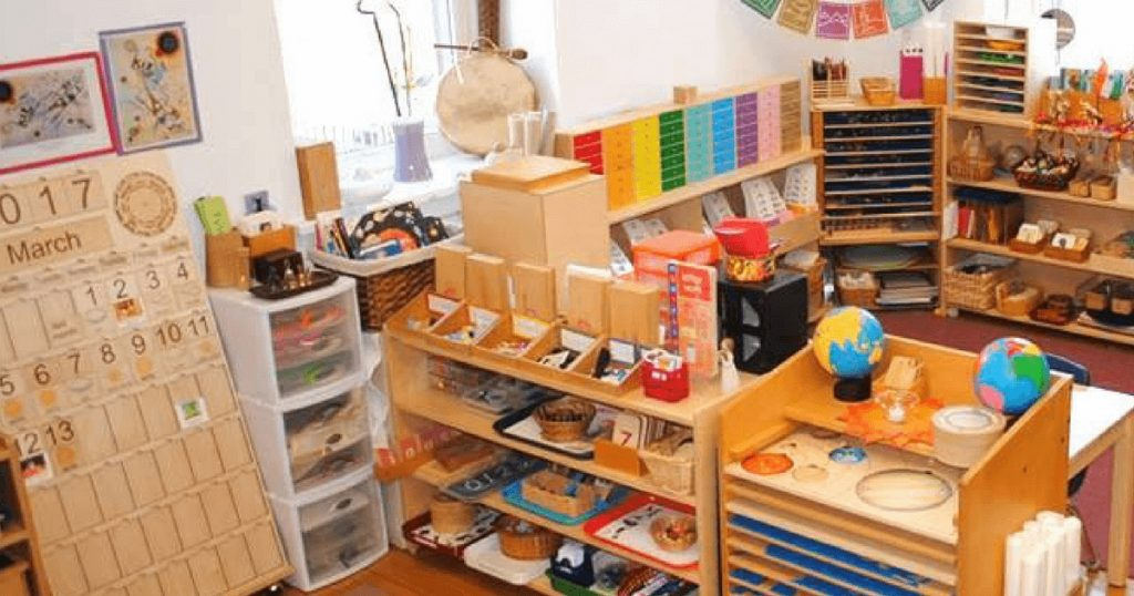 Metodo Montessori un modo naturale per crescere i bambini