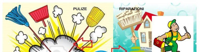Pulizie in casa e manutenzione domestica: ecco la soluzione