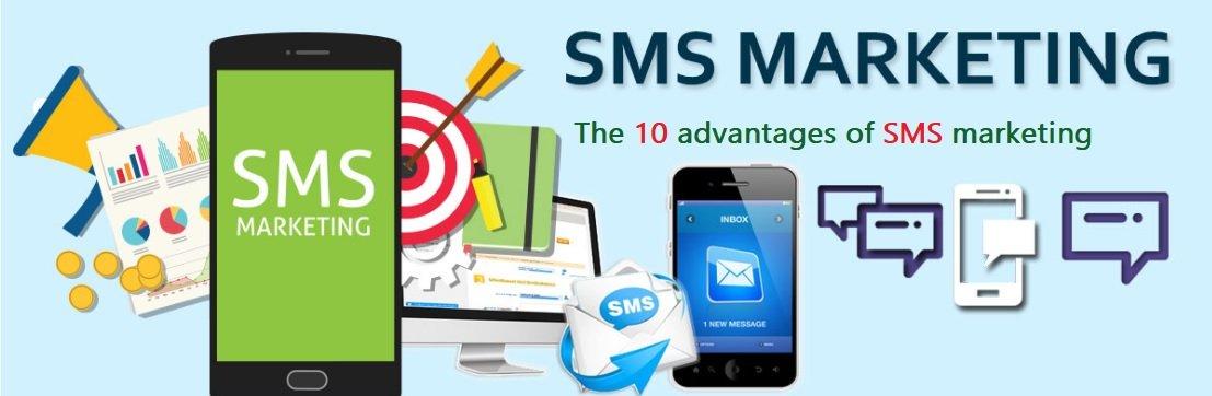 I dieci vantaggi dell'sms marketing secondo gli esperti americani