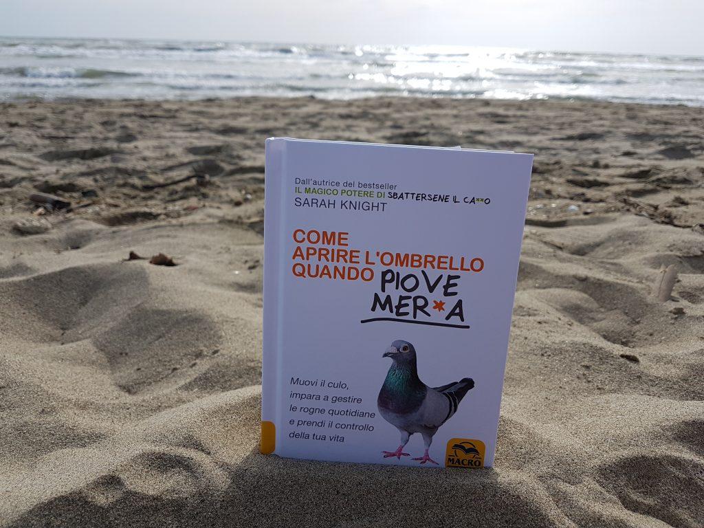 Libro organizzare la vita al meglio: Come aprire l'ombrello quando piove Merda