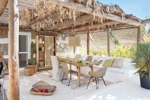 I mobili outdoor per mare e campagna