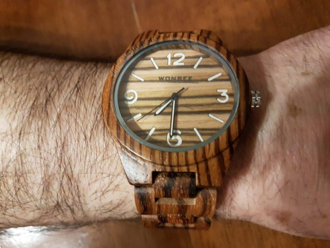 I migliori orologi di legno uomo donna