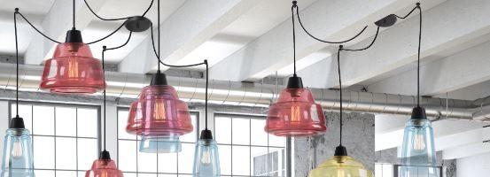 Lampade e lampadari 10 modi per arredare con l'illuminazione