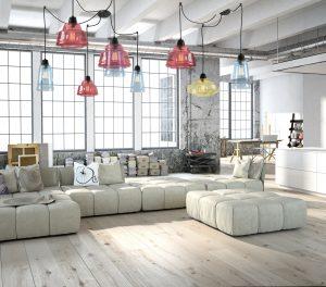 Lampade e lampadari 10 modi per con arredare con l'illuminazione