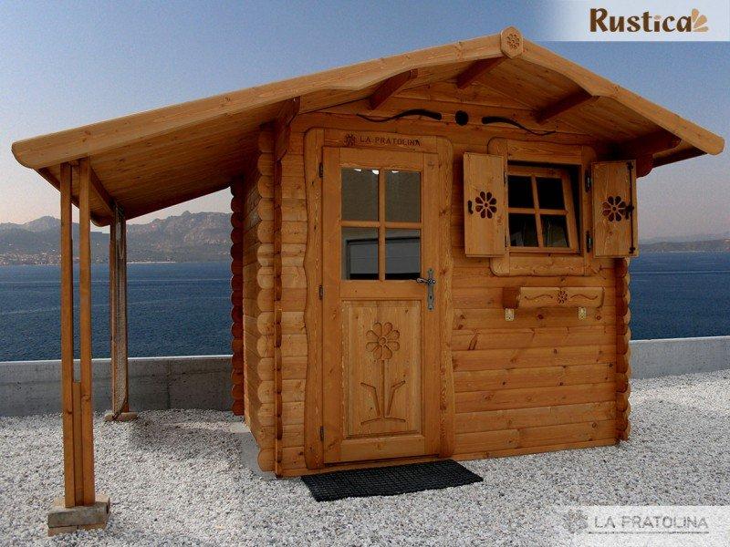 Casette in legno per rivalutare il giardino notizie in for La pratolina casette
