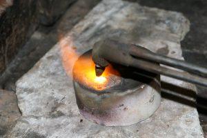 Come lavorare l'argento