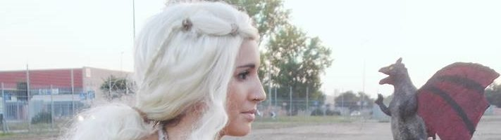 A fantastic cosplay for your party: beautiful wigs