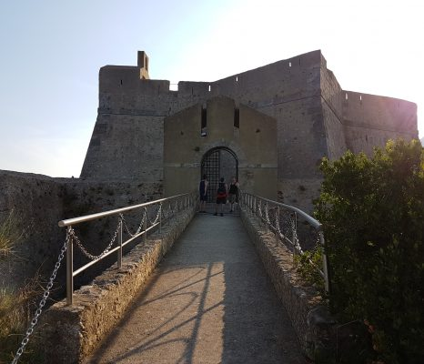 Fortezza Stella in Toscana a Porto Ercole Location d'eccellenza e museo