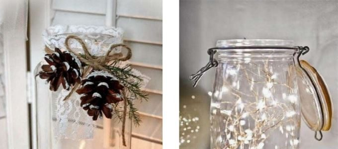 Decorare il Natale con 5 idee originali
