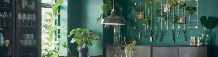 Ikea mobili e tessili tendenze autunno: british style e industrial