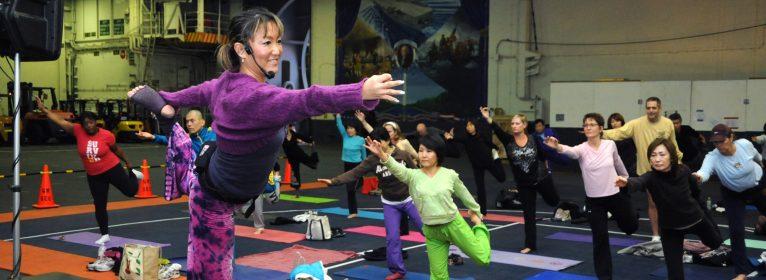 NIA fitness dall'America la nuova tendenza sportiva