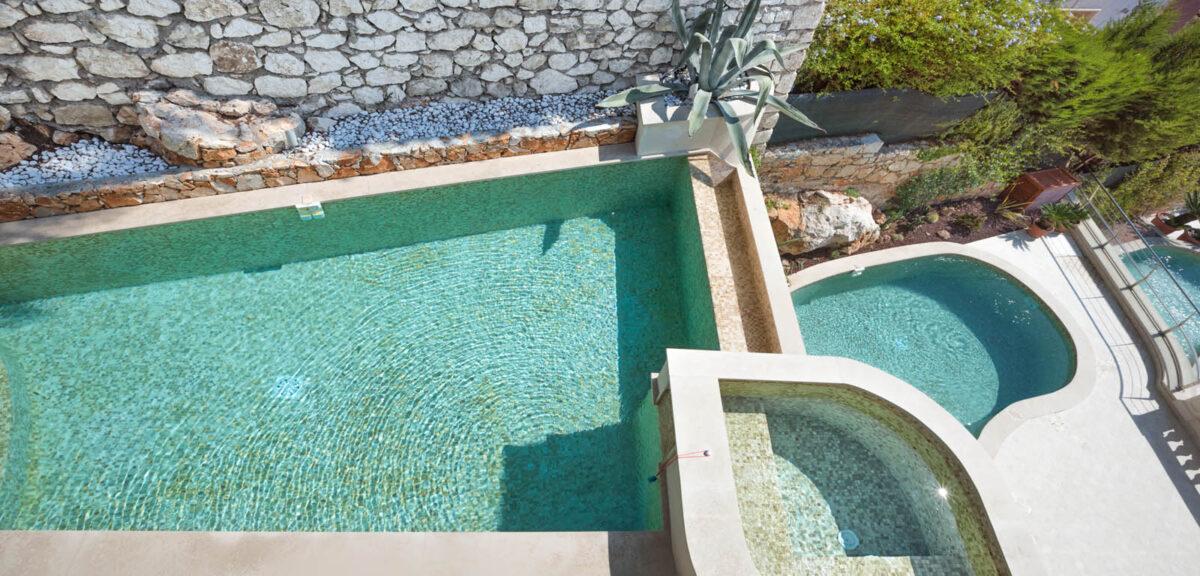Tempo di progettare la piscina dei tuoi sogni in giardino o in casa