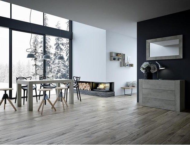 Come arredare un soggiorno piccolo o grande con mobili moderni