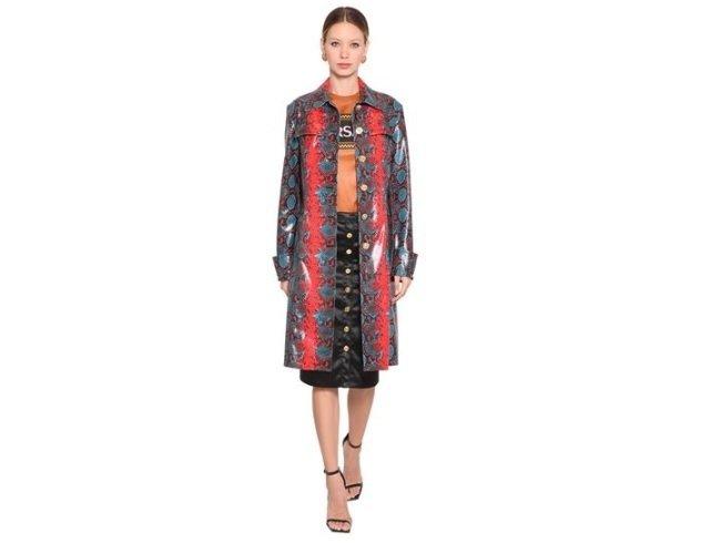 new styles 145c7 1fe60 Il cappotto anche in primavera: Trench e giacche lunghe ...