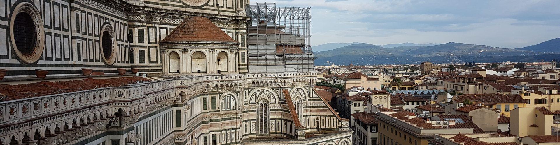 Firenze città d'arte Italiana cosa vedere in 2 giorni