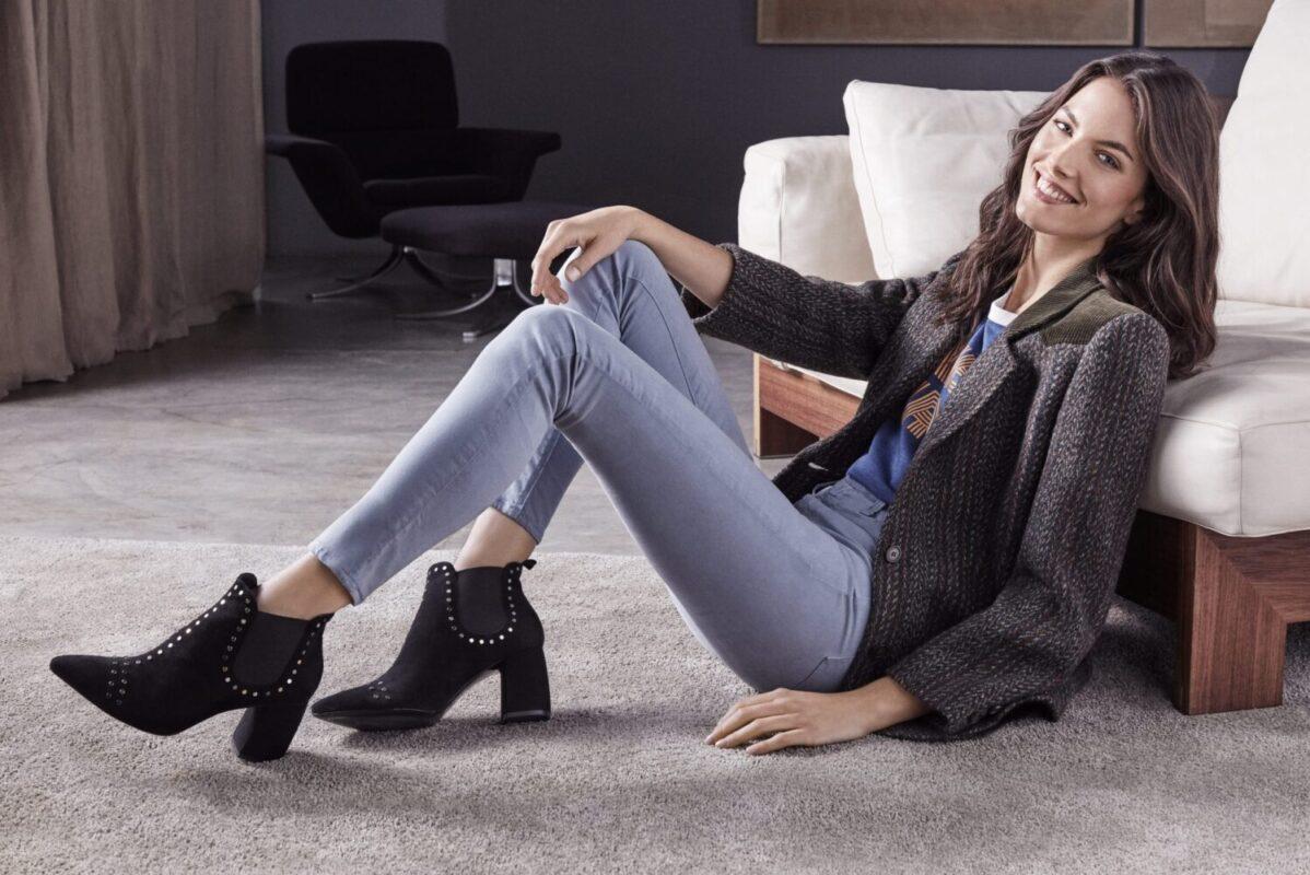 Tronchetti donna: tendenza moda di queste comode calzature