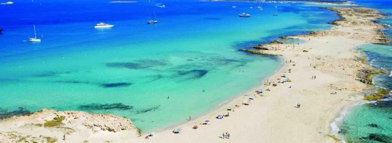 Formentera, Ibiza, isole Baleari: il Mediterraneo per una vacanza perfetta