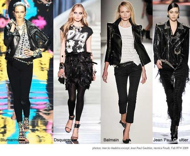 Stile moda  Punk Rock moderato