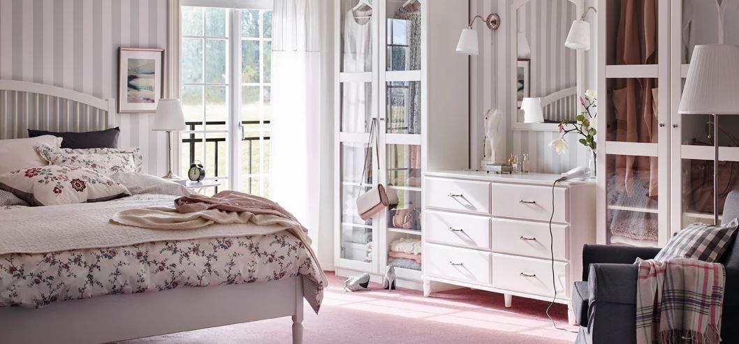 Arredamento provenzale Ikea: soggiorno, salotto, cucina ...