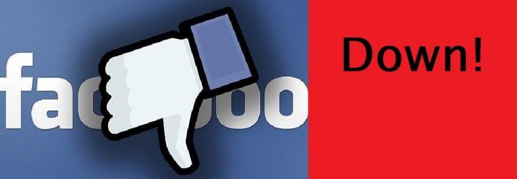 Perché Facebook è in down insieme ad Instagram e WhatsApp