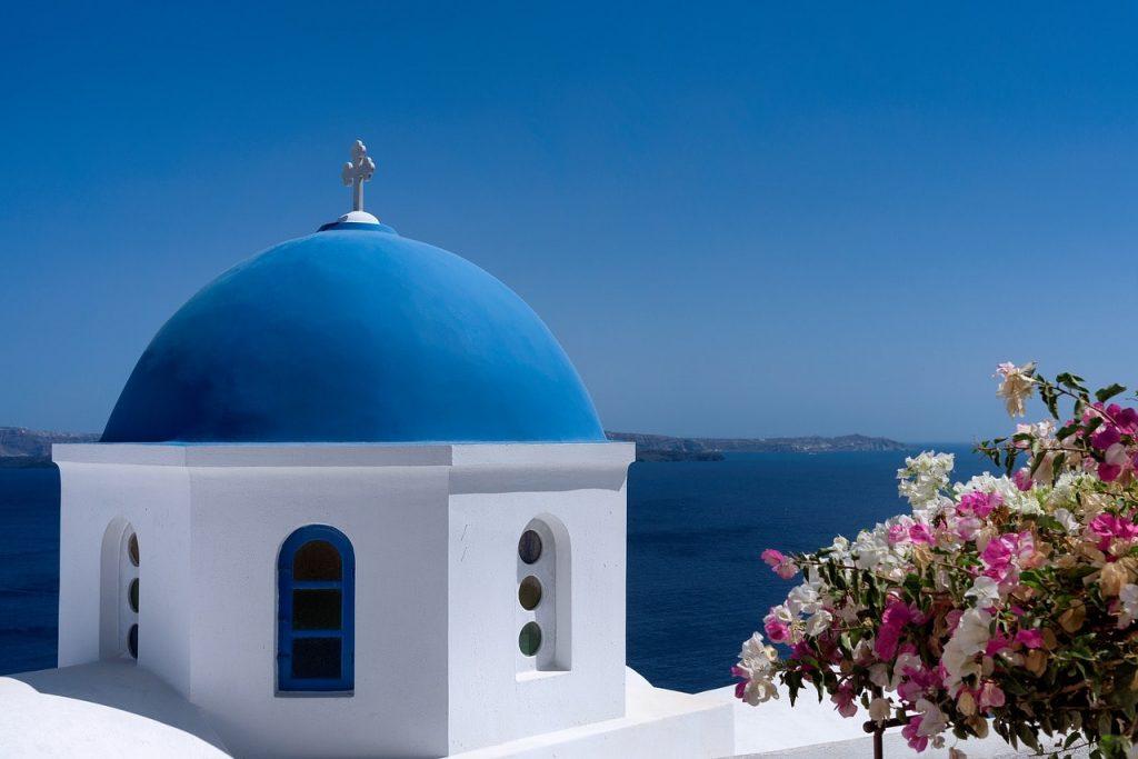 Santorini l'isola più bella della Grecia