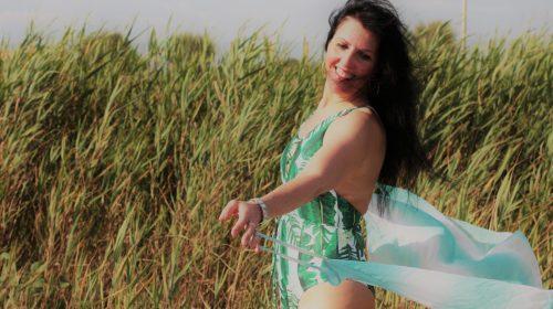 Moda mare e bikini beachwear Manzara