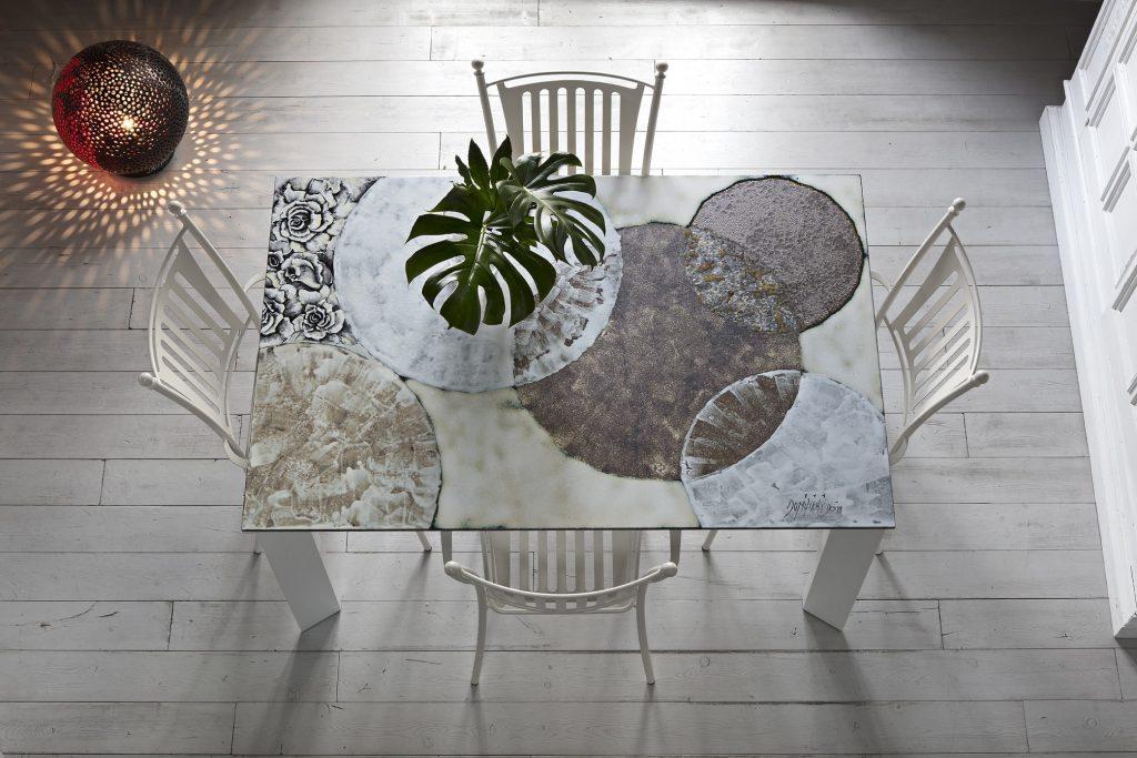 Tavoli Allungabili In Vetro Cristallo.Tavoli Allungabili E Tavoli Fissi Scelte Di Design E Praticita