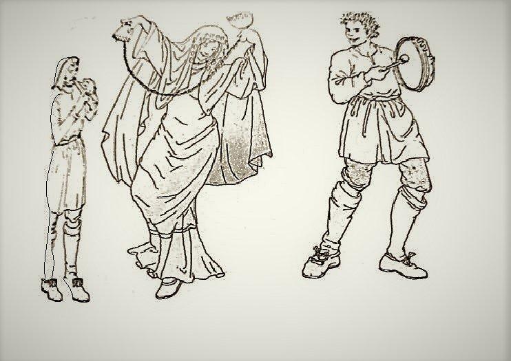 Come erano gli abiti medioevali: società basso medioevo