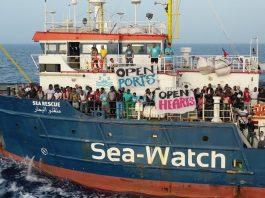 Salvare vite umane non è un reato lo dice l'ONU: Sea Watch