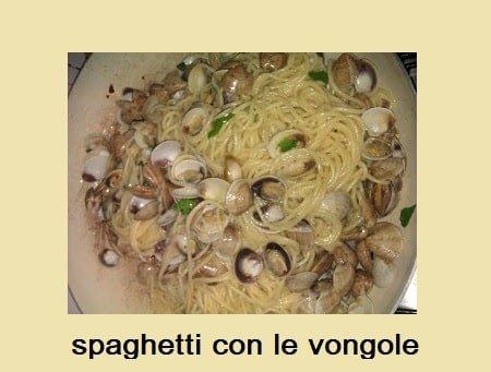 Come preparare gli spaghetti con le vongole