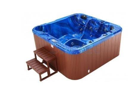vasca idromassaggio 2 x 2