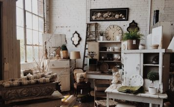 Shabby chic Ikea, armadi, tavoli e mobili per la casa