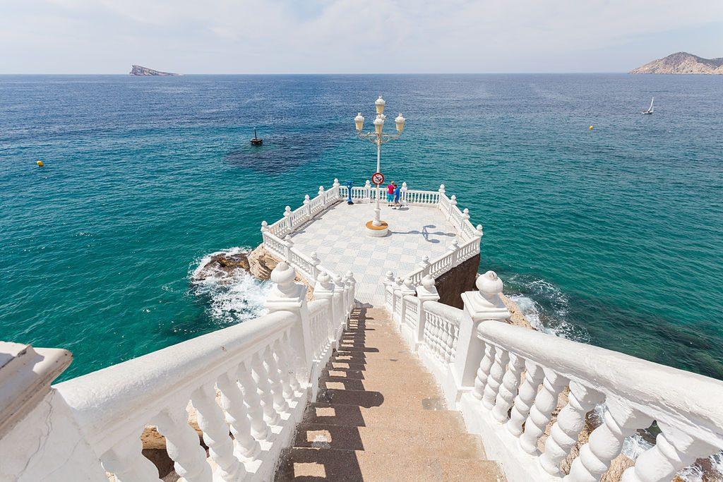 Tra i punti di interesse vi si trova il Balcòn del Mediteràaneo