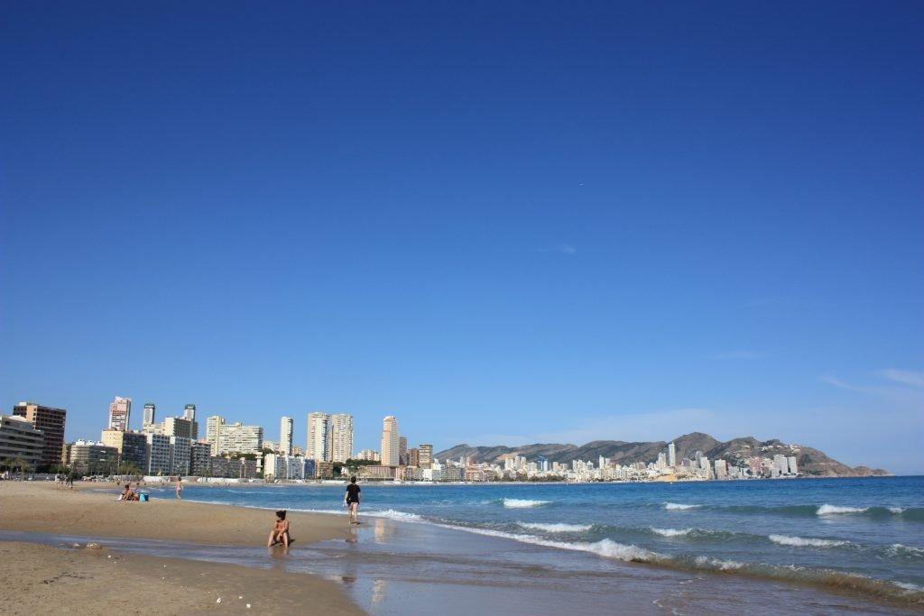 Benidorm spiagge