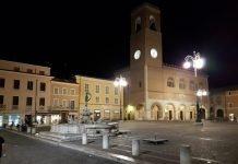 Pesaro piazza del Popolo