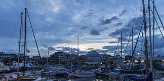 Riccione Mare - porto Riccione