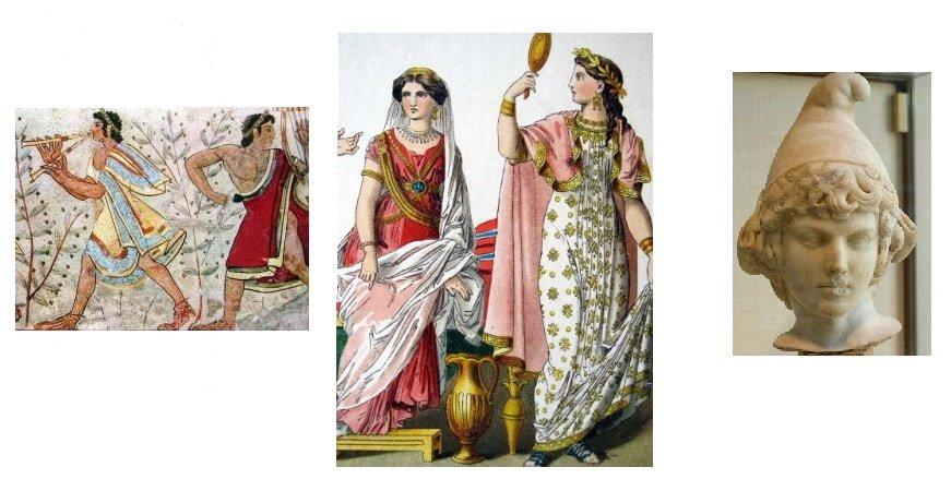 Abbigliamento etrusco: come vestivano gli Etruschi