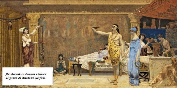 Come vestivano gli etruschi