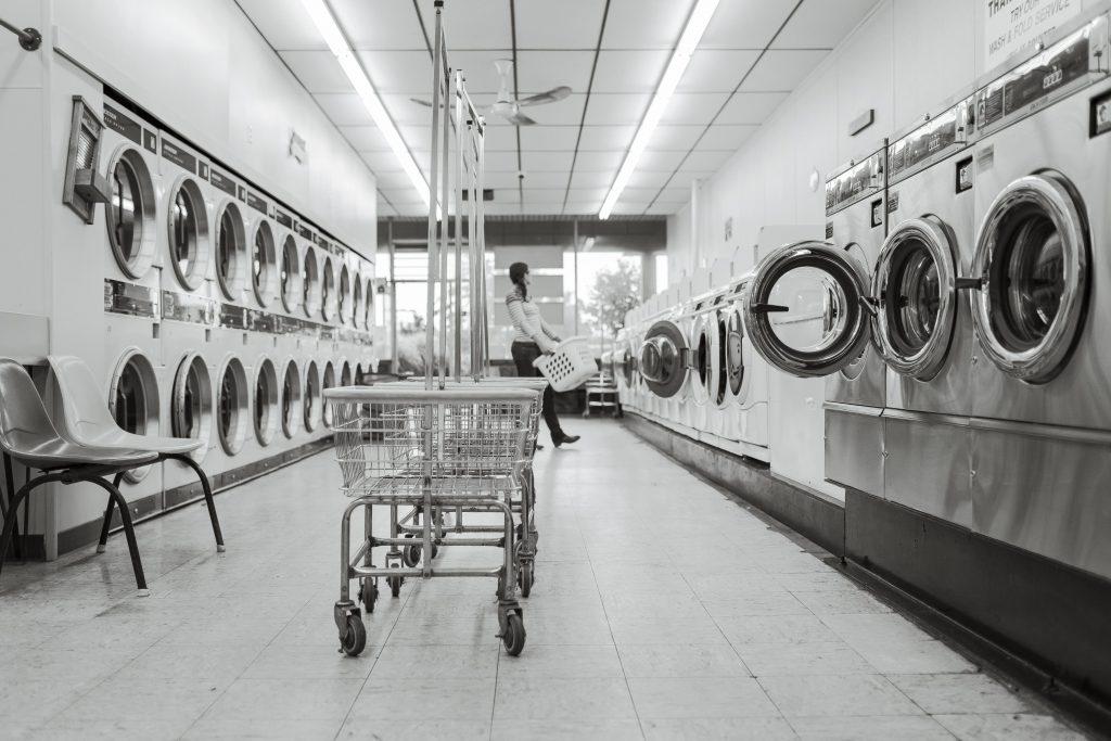 aprire lavanderia