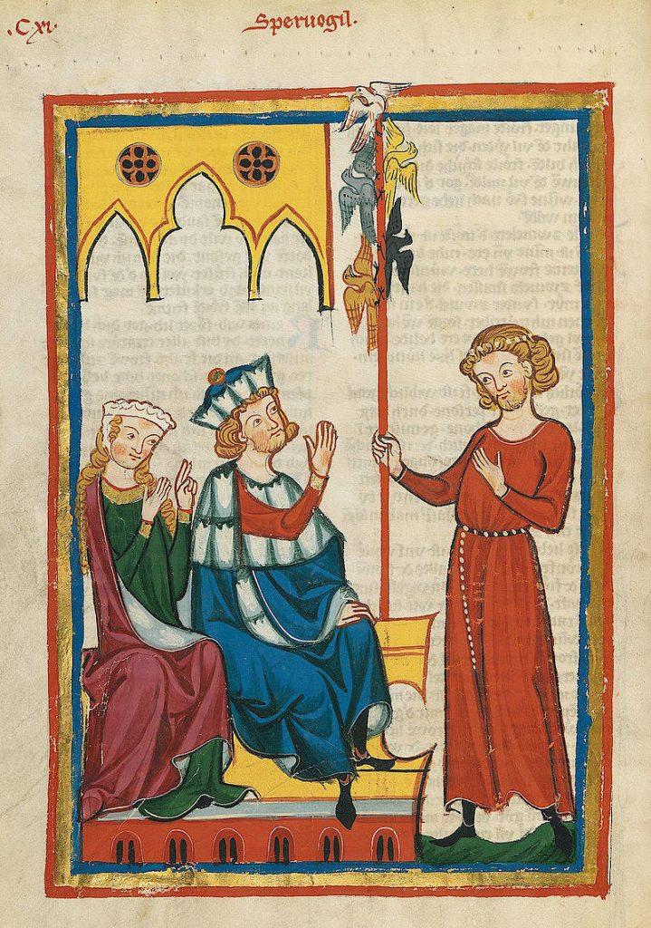 Re e Regine abbigliamento del '300