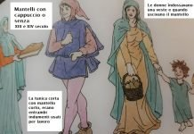 Abbigliamento e stili moda nel Duecento e Trecento XIII - XIV