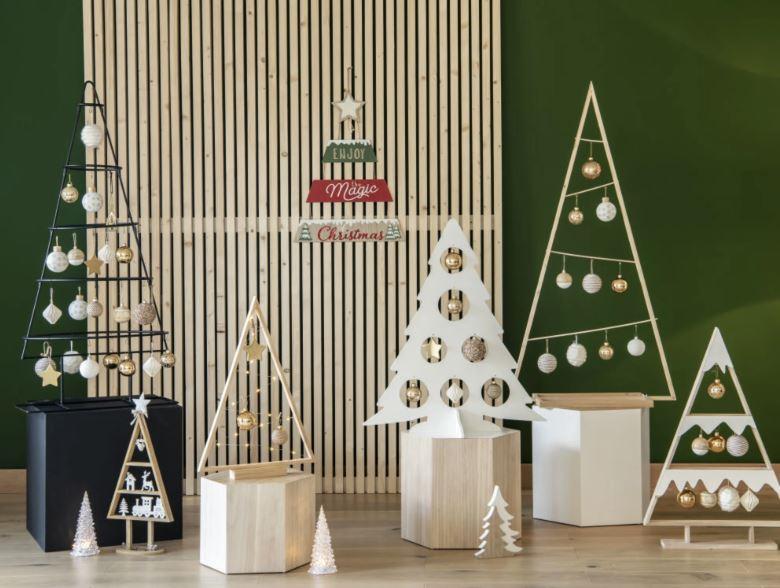 Alberi Di Natale Alternativi Foto.Alberi Di Natale Alternativi Maison Du Monde Notizie In