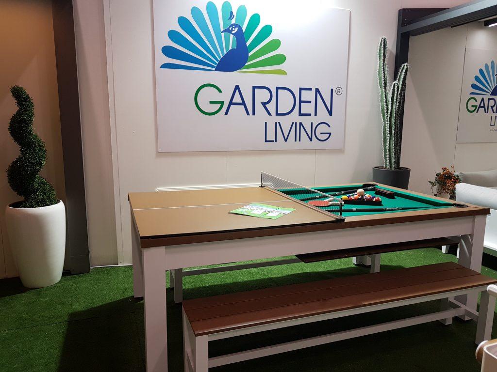 tavolo che diventa ping pong e biliardo