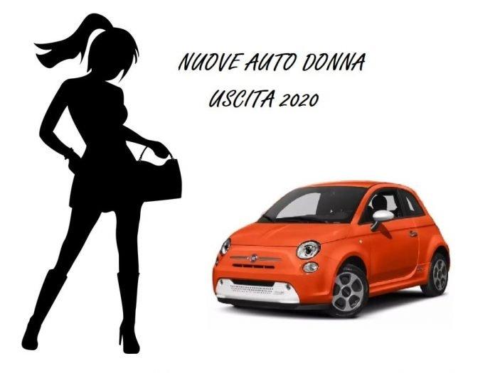 Le 5 auto donna 2020 in uscita