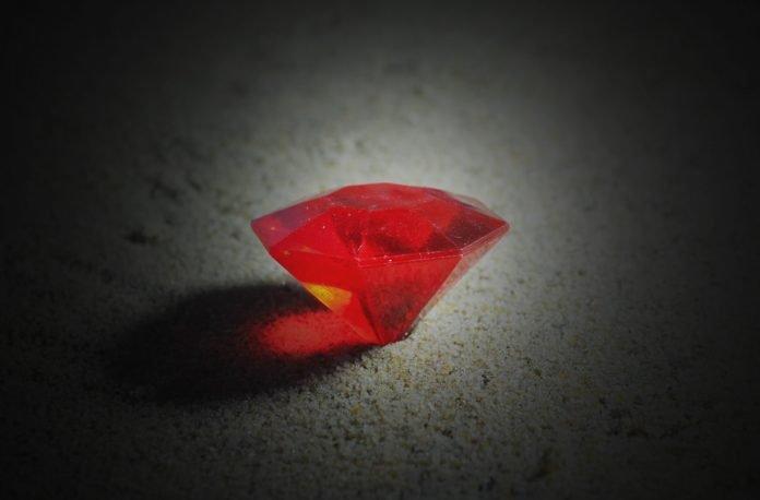 Proprietà ed uso delle pietre e cristalli rossi