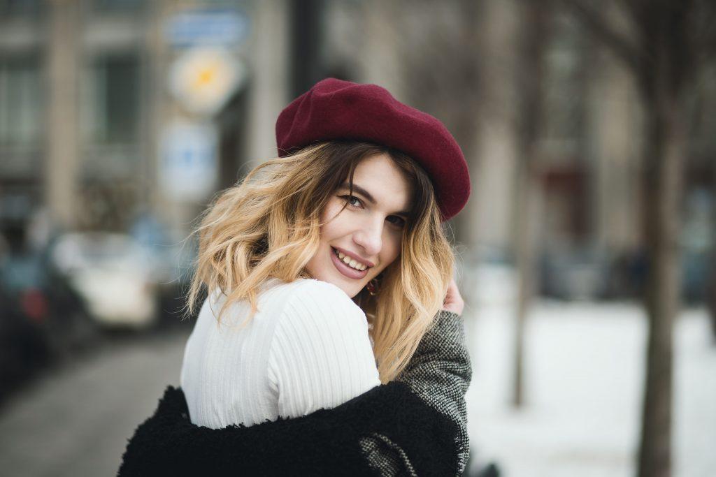 donna stile francese