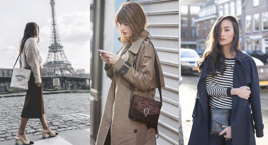 Stile parigino moda