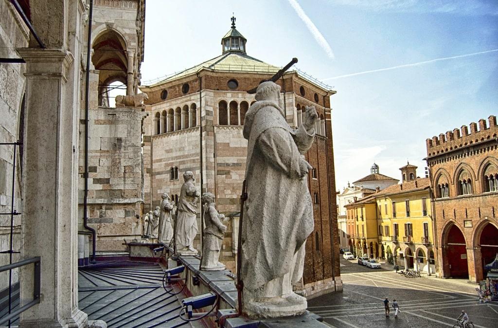 Cosa vedere a Cremona città medievale capitale del violino