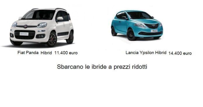 Auto ibride economiche