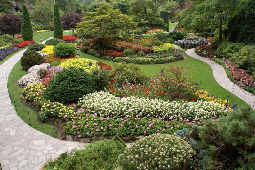 Lavori di giardinaggio: come abbellire il giardino con i fiori e le piante